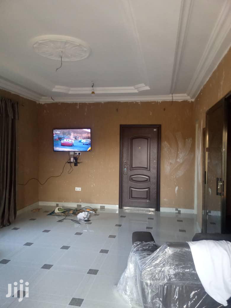 A Cute Newly Built 2 Bedroom Self Compound For Sale