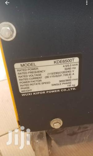 Kipor Diesel Power Generator Plant | Electrical Equipment for sale in Greater Accra, Achimota