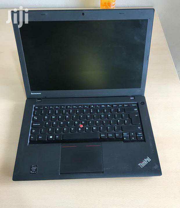 Archive: Laptop Lenovo ThinkPad T440p 4GB Intel Core I5 HDD 500GB