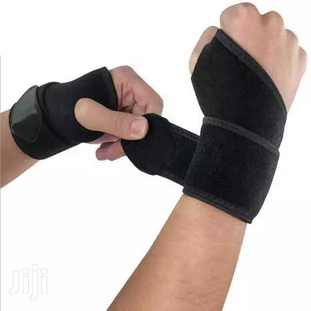 Wrist Wrap Support