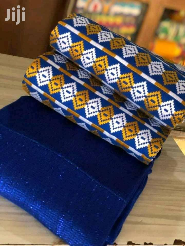 Archive: Kente And More