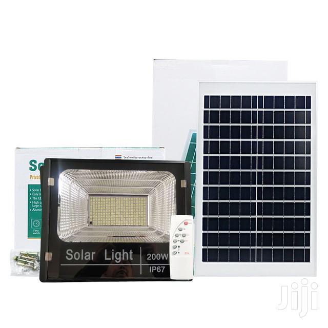 Solar Flood Light 200W   Solar Energy for sale in Adenta Municipal, Greater Accra, Ghana
