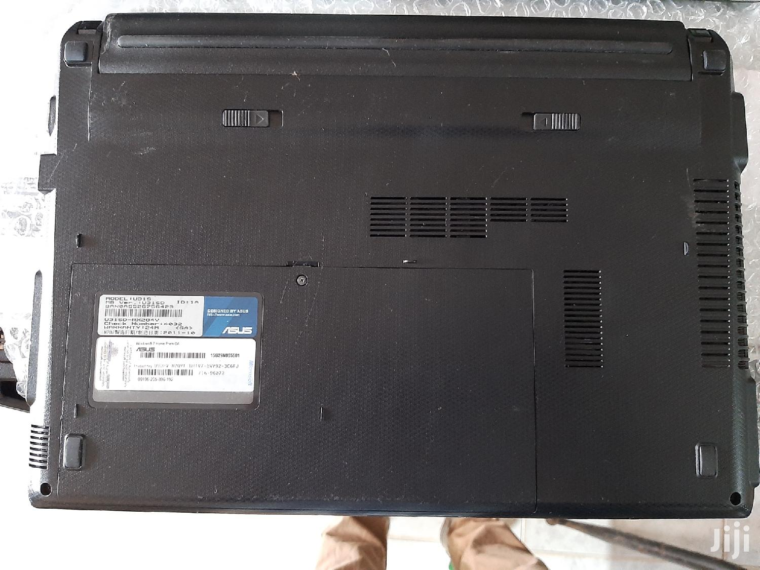 Laptop Asus U31SD 4GB Intel Core i5 HDD 500GB | Laptops & Computers for sale in Accra Metropolitan, Greater Accra, Ghana