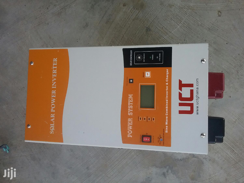 3000W 12-24V Solar Power Inverter | Solar Energy for sale in Kotobabi, Greater Accra, Ghana
