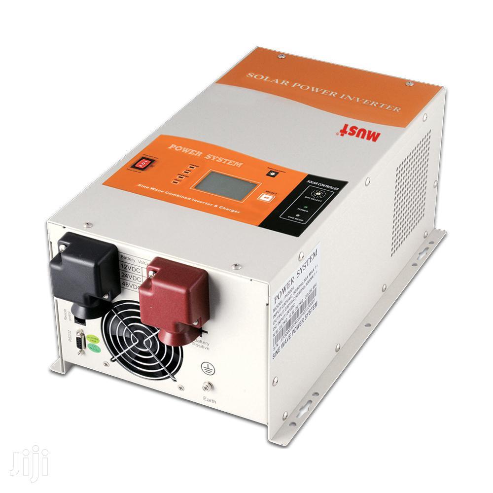 3000W 12-24V Solar Power Inverter