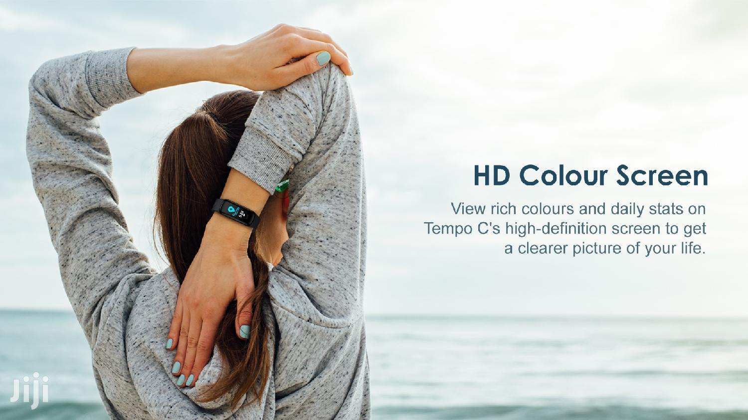 Oraimo Tempo C Fitness Bracelet | Smart Watches & Trackers for sale in Ga East Municipal, Greater Accra, Ghana