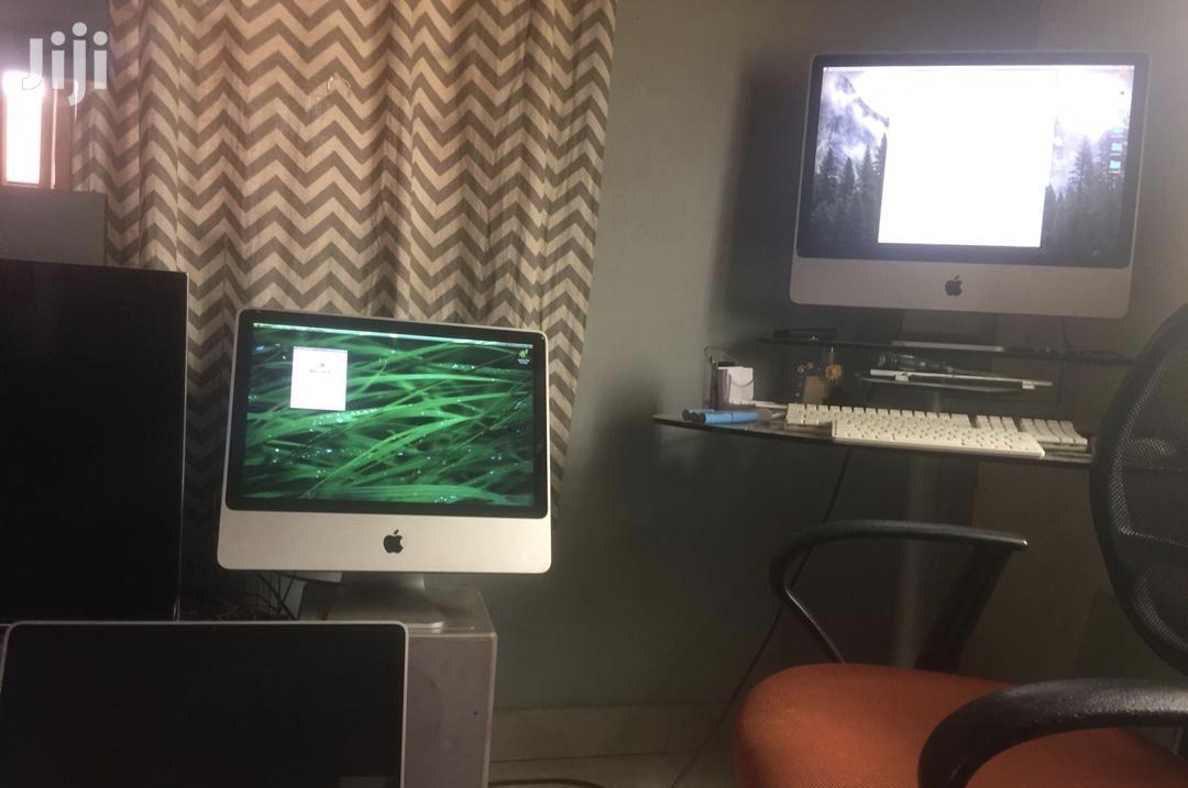 Archive: Desktop Computer Apple iMac 4GB Intel Core 2 Duo HDD 1T