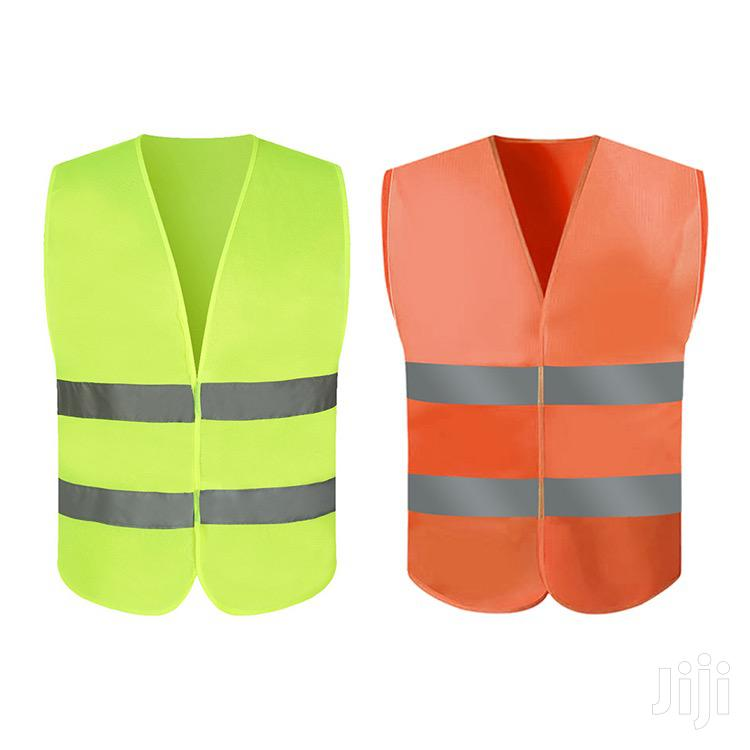Car Reflective Clothing for Safety Vest Body