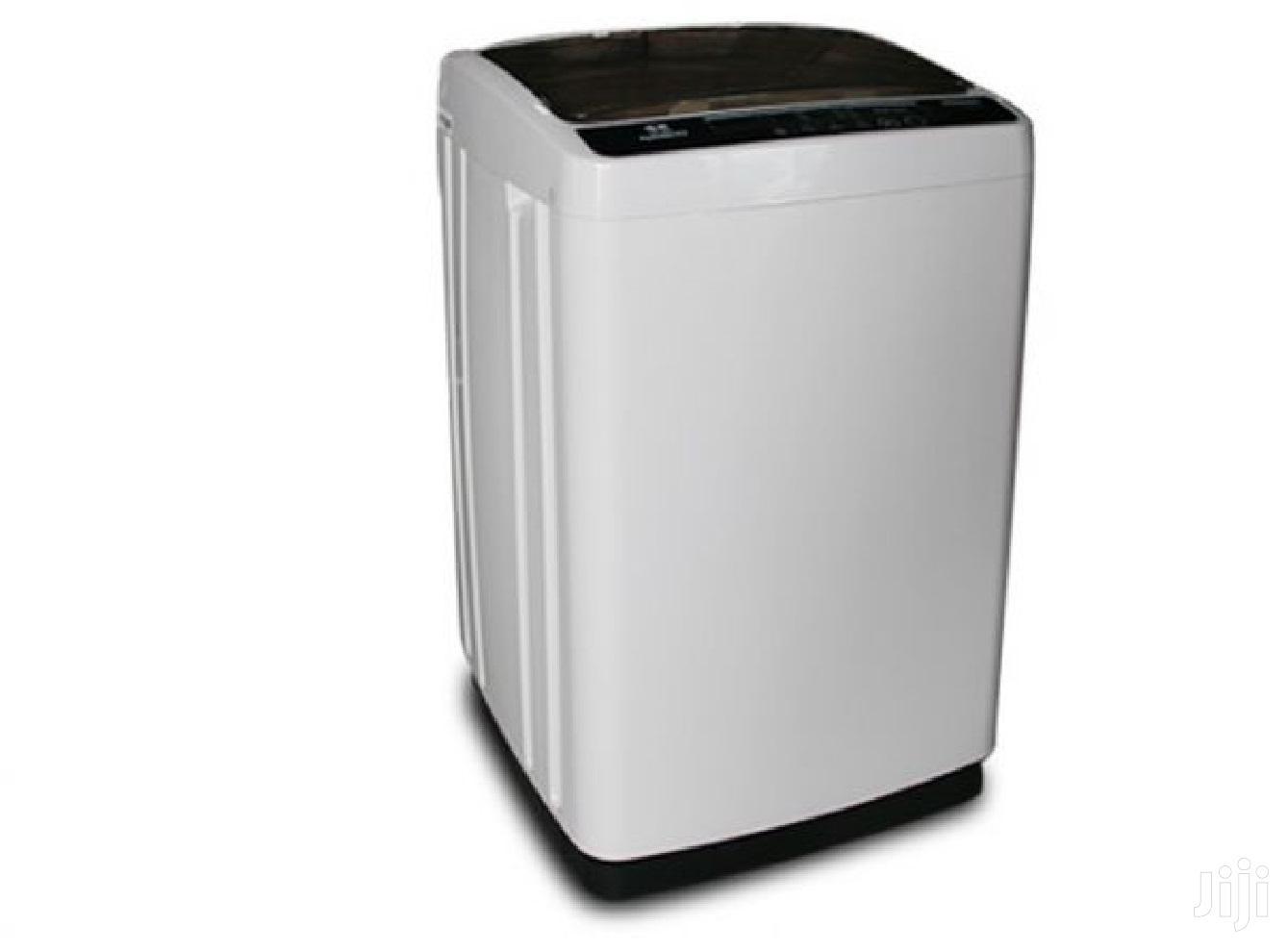 6kg Nasco Top Load Washing Machine White