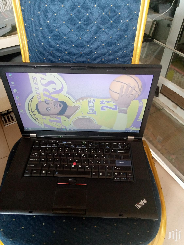 Archive: Laptop Lenovo ThinkPad T520 4GB Intel Core I5 HDD 500GB