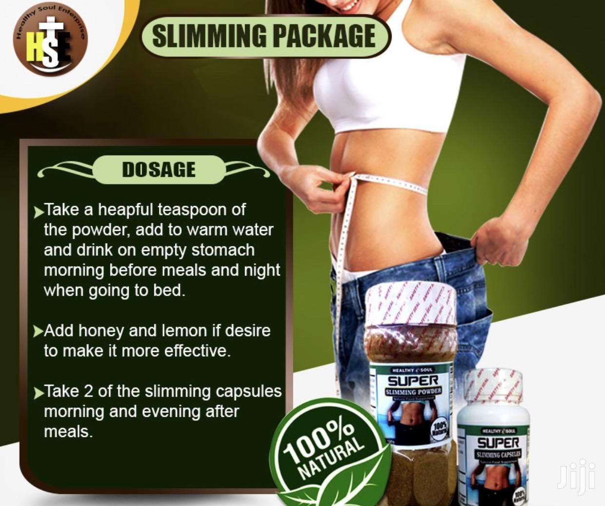 Flat Tummy And Slimming Supplements   Vitamins & Supplements for sale in East Legon, Greater Accra, Ghana