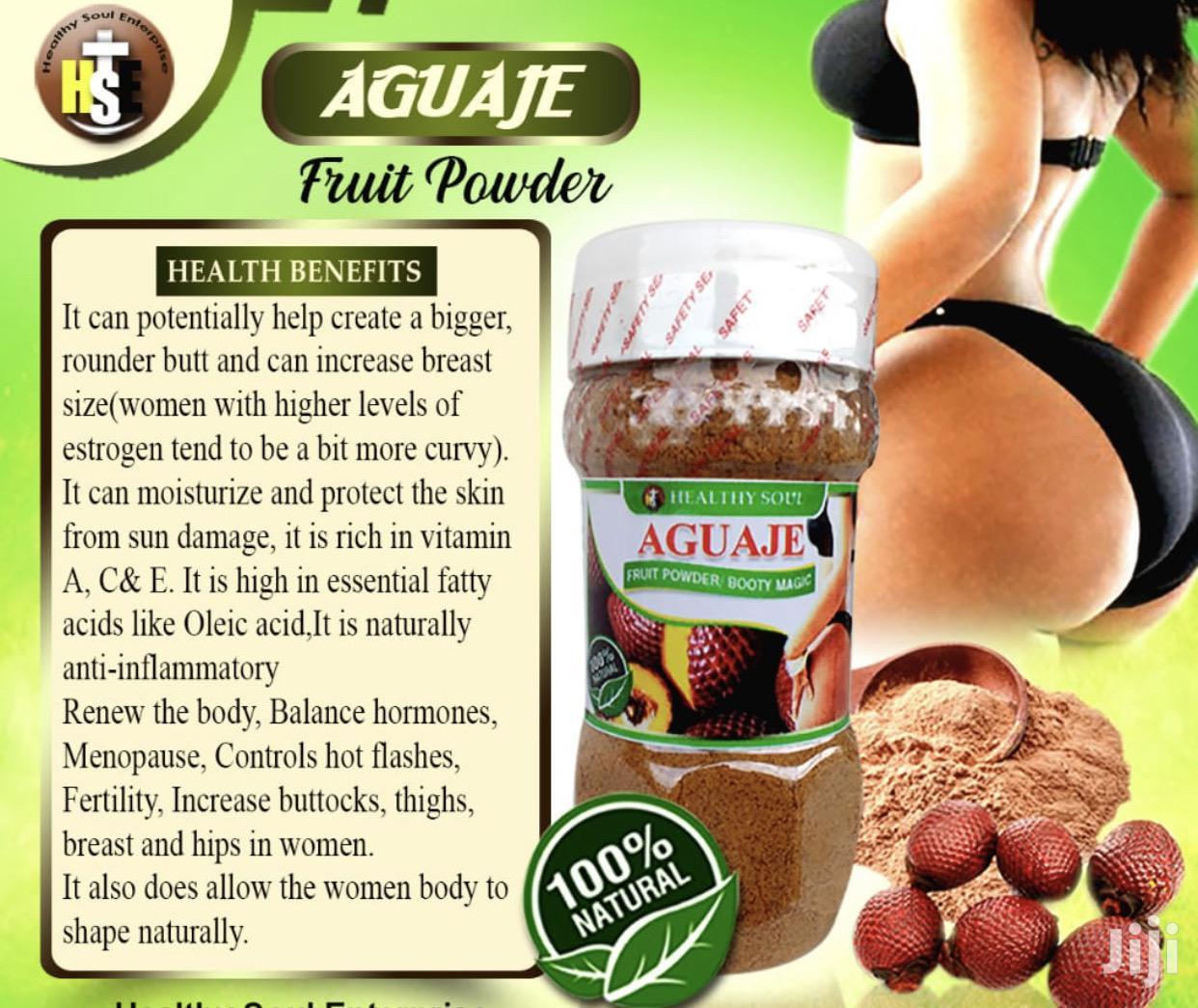 Aguaje Powder And Capsules