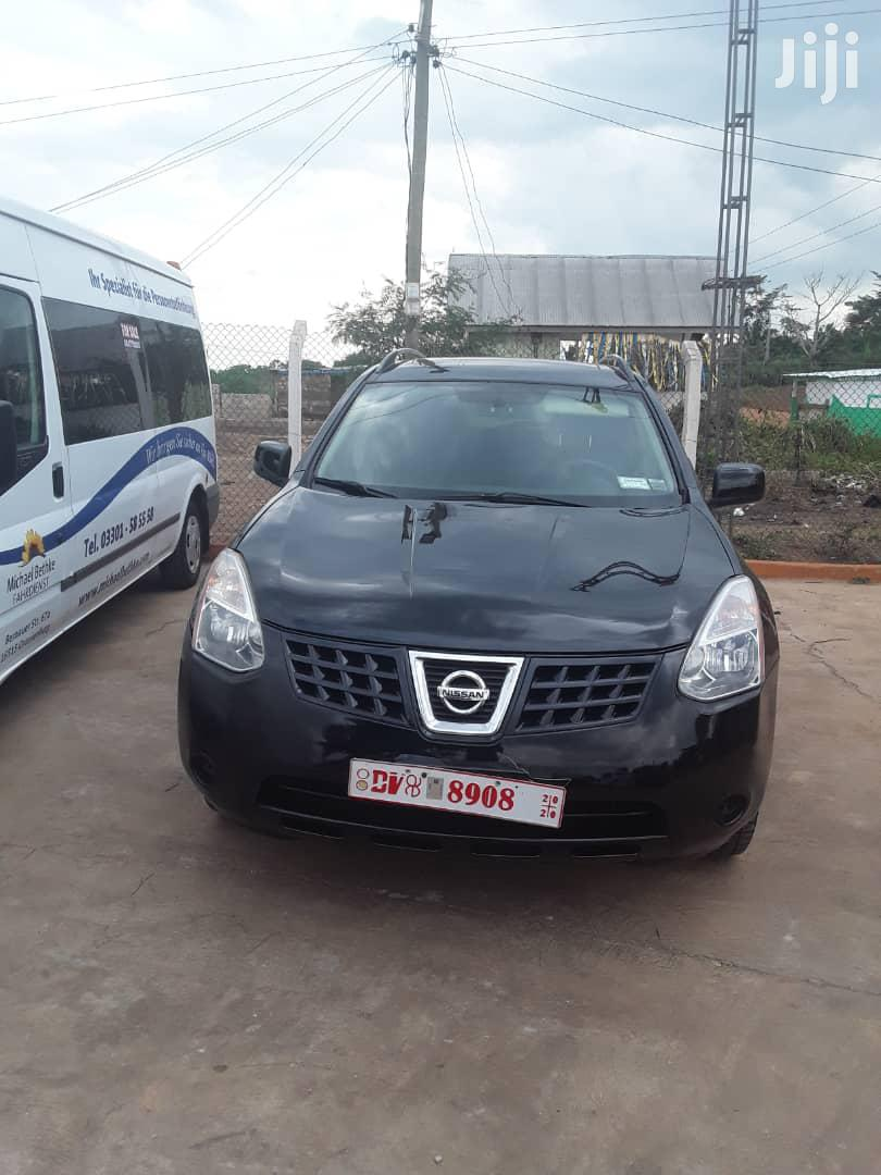 Archive: Nissan Rogue 2010 S Krom Edition Black