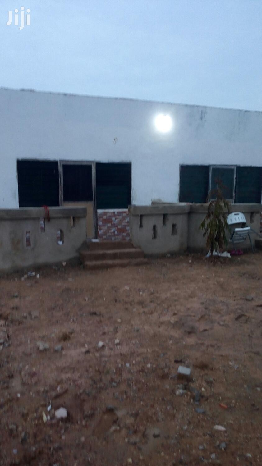 Chamber And Hall Self Contain In A Fence House | Land & Plots for Rent for sale in Teshie new Town, Greater Accra, Ghana