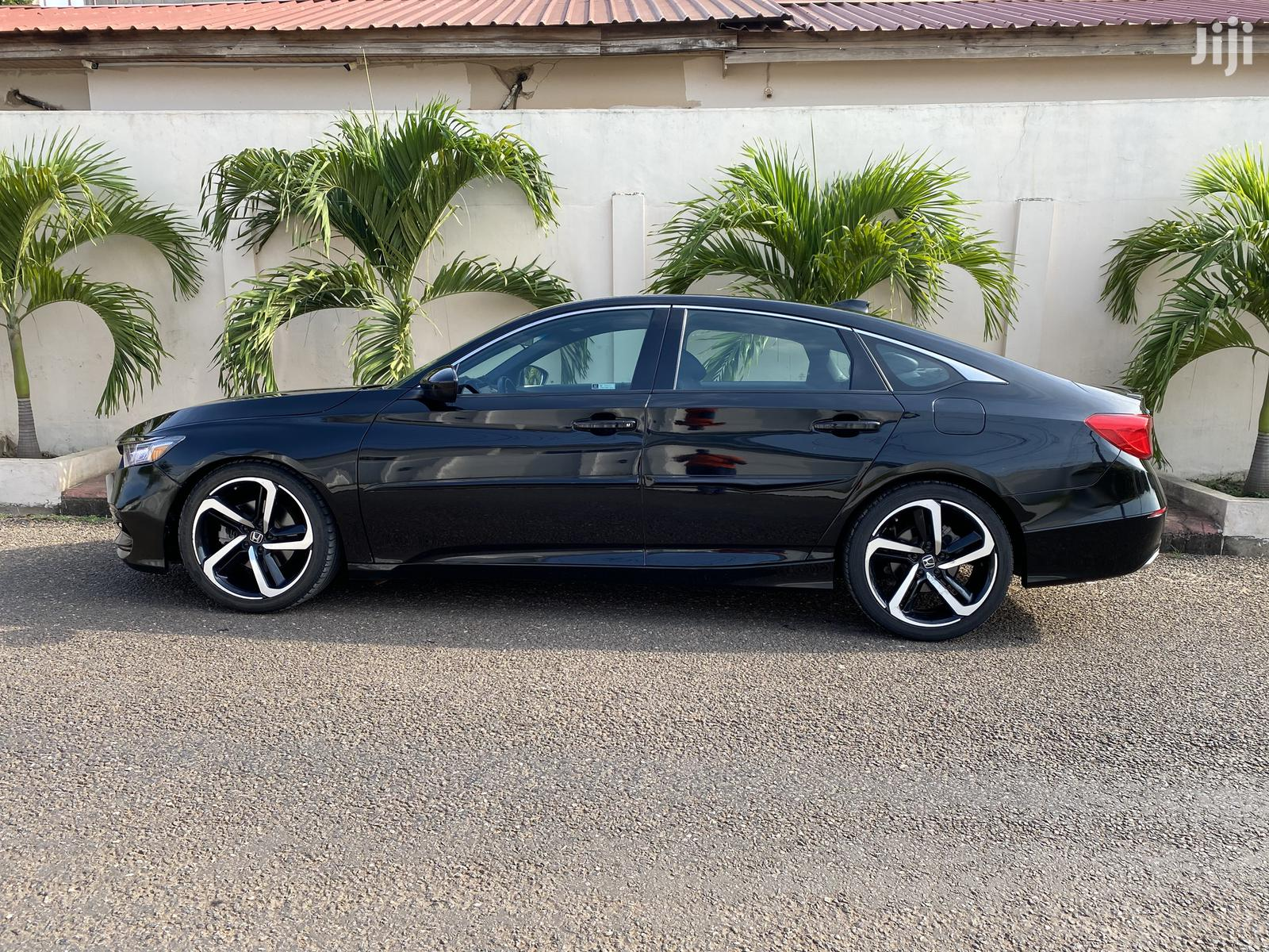 Honda Accord 2018 Sport Black | Cars for sale in East Legon, Greater Accra, Ghana