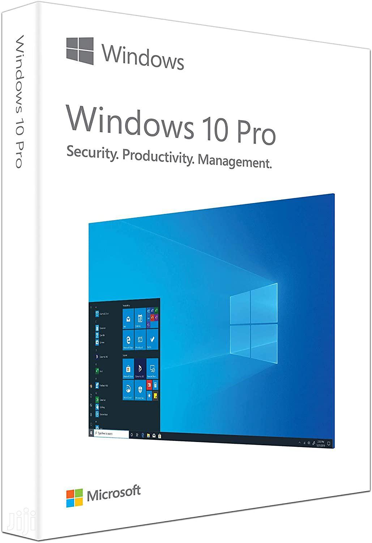 Windows 10 Pro (64bit)