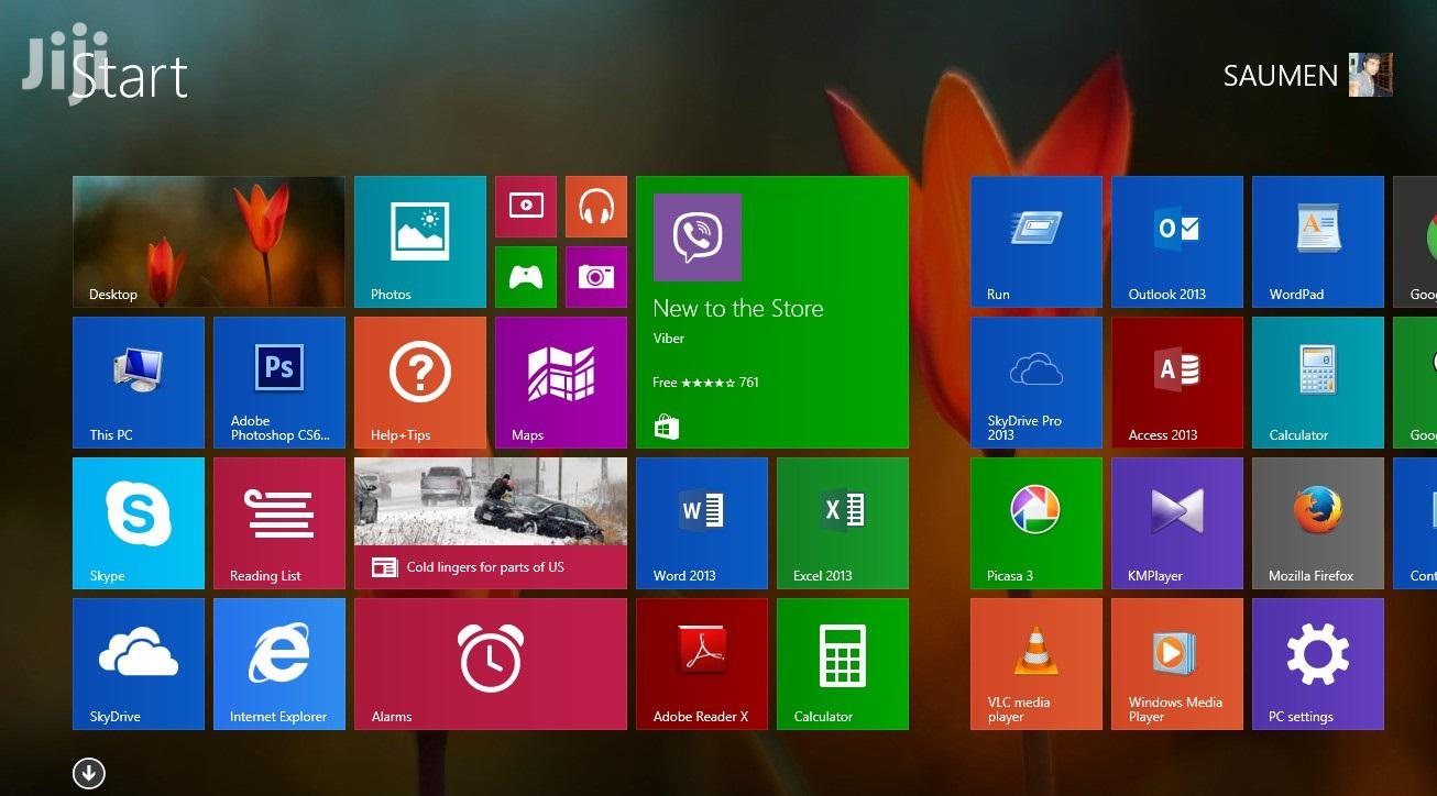 Windows 8.1 Pro (64bit) | Software for sale in Achimota, Greater Accra, Ghana