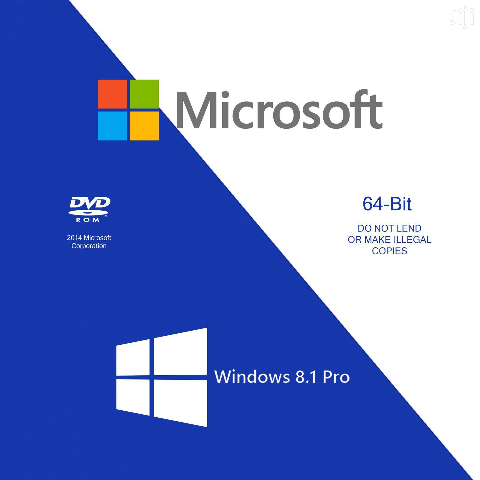 Windows 8.1 Pro (64bit)