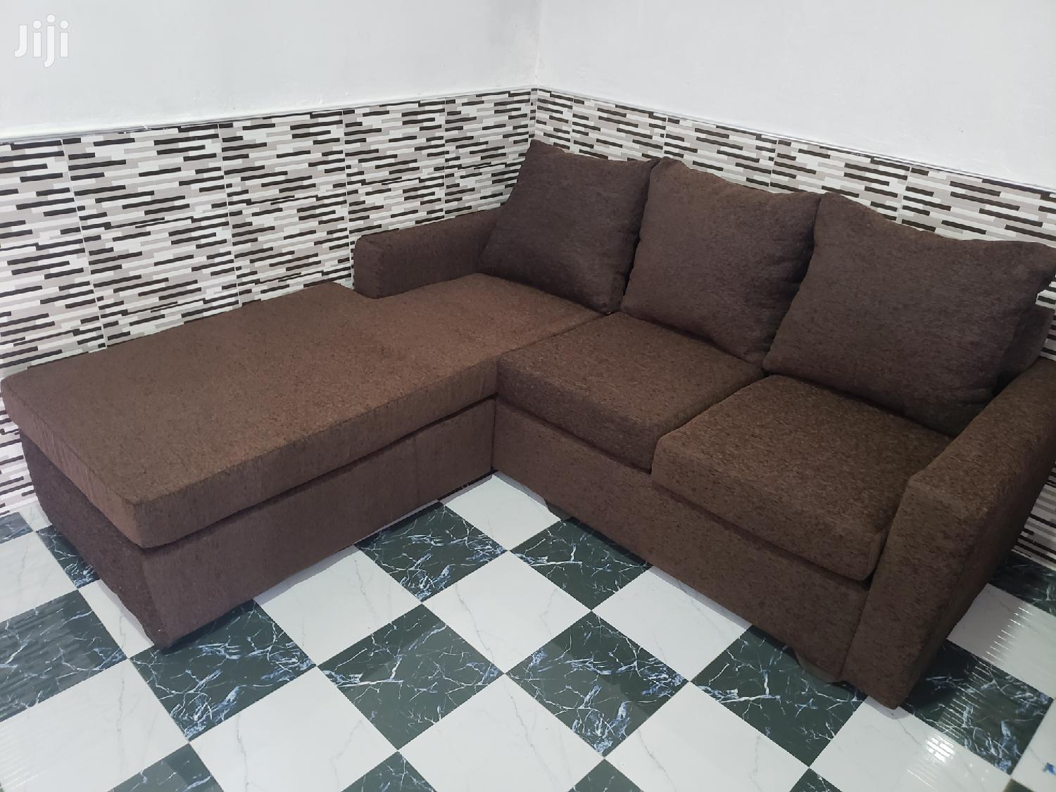Promotion Brand New Quality Italian L Shape Sofa