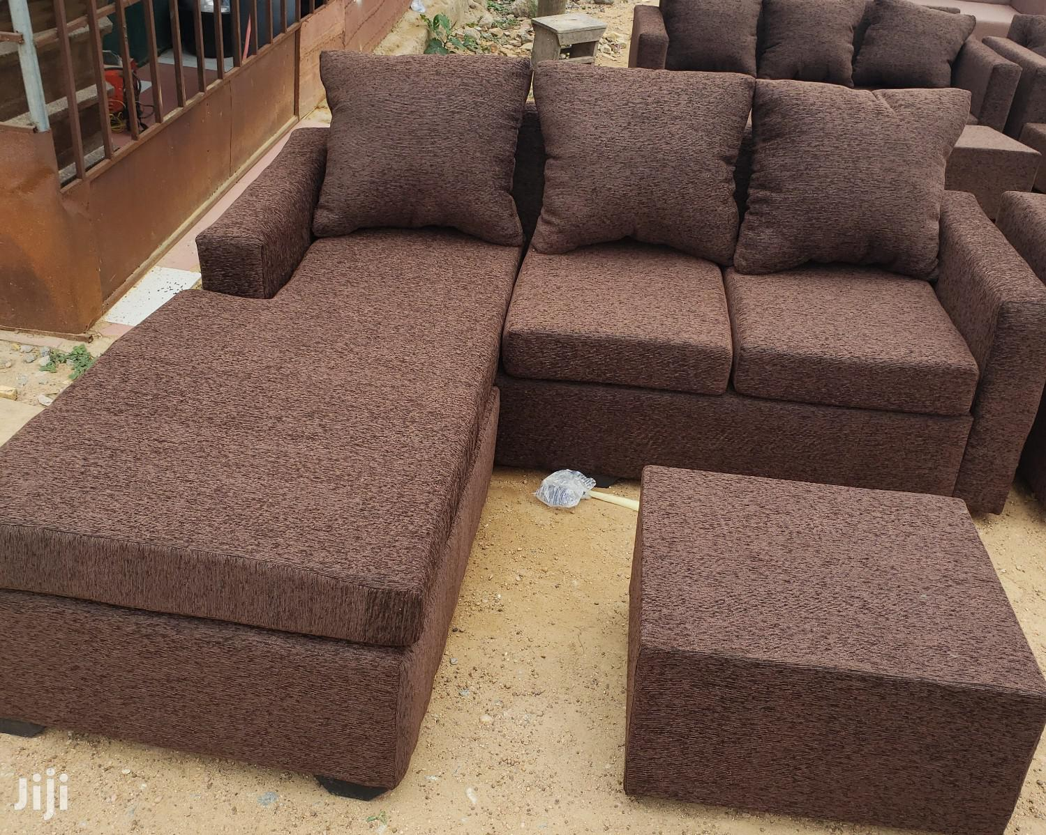 Archive: Brand New High Quality Italian L Shape Sofa