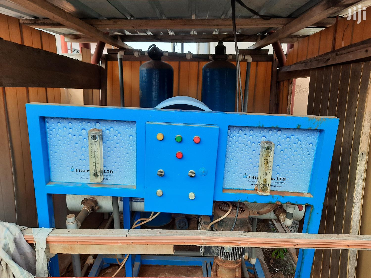 Used Reverse Osmosis Plant For Sale   Manufacturing Equipment for sale in Adenta Municipal, Greater Accra, Ghana
