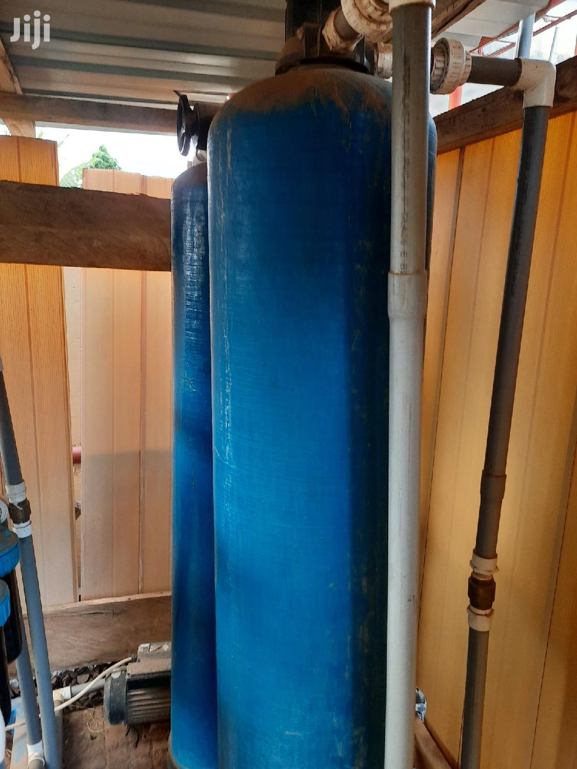 Used Reverse Osmosis Plant For Sale