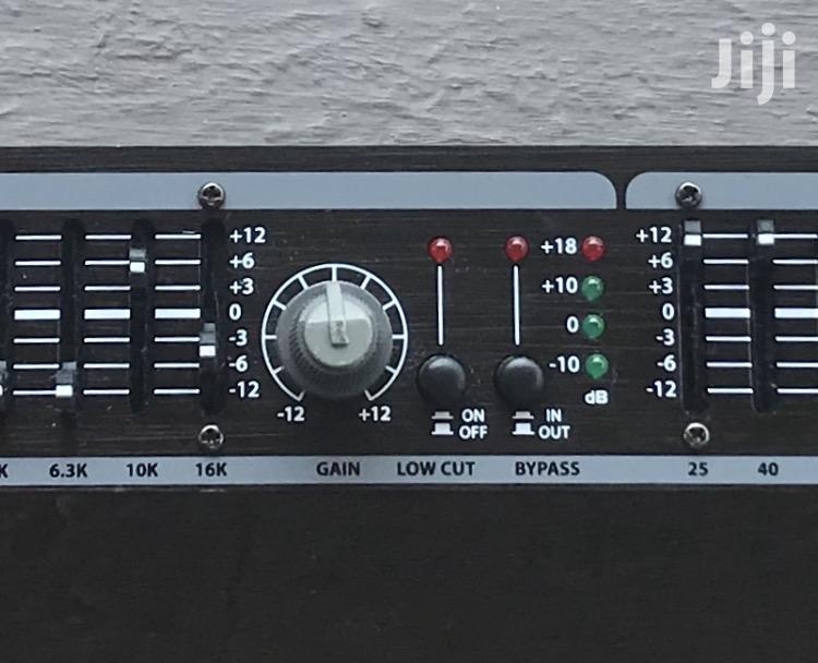 Sound Equalizer (Citronic) | Audio & Music Equipment for sale in Kumasi Metropolitan, Ashanti, Ghana
