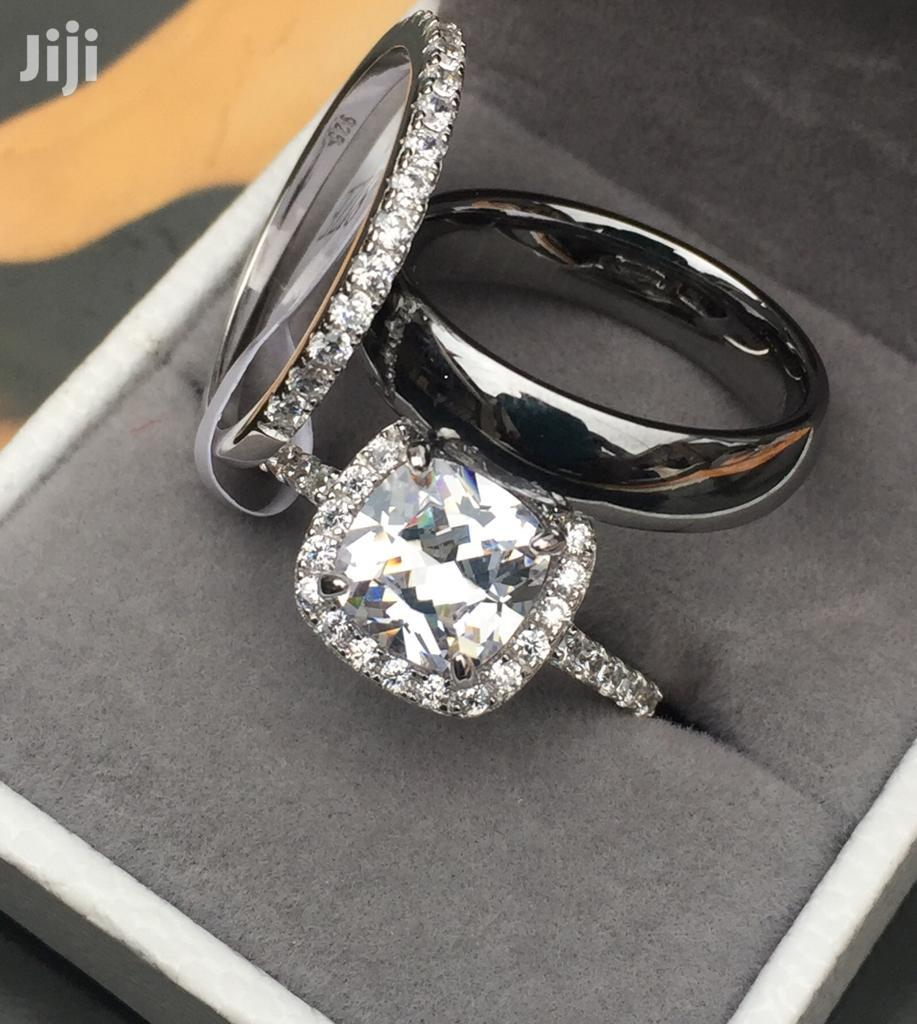 Archive: 2.2 Carats Sterling Silver + Tungsten Carbide