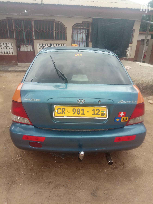 Hyundai Accent 2005 Blue | Cars for sale in Awutu Senya East Municipal, Central Region, Ghana