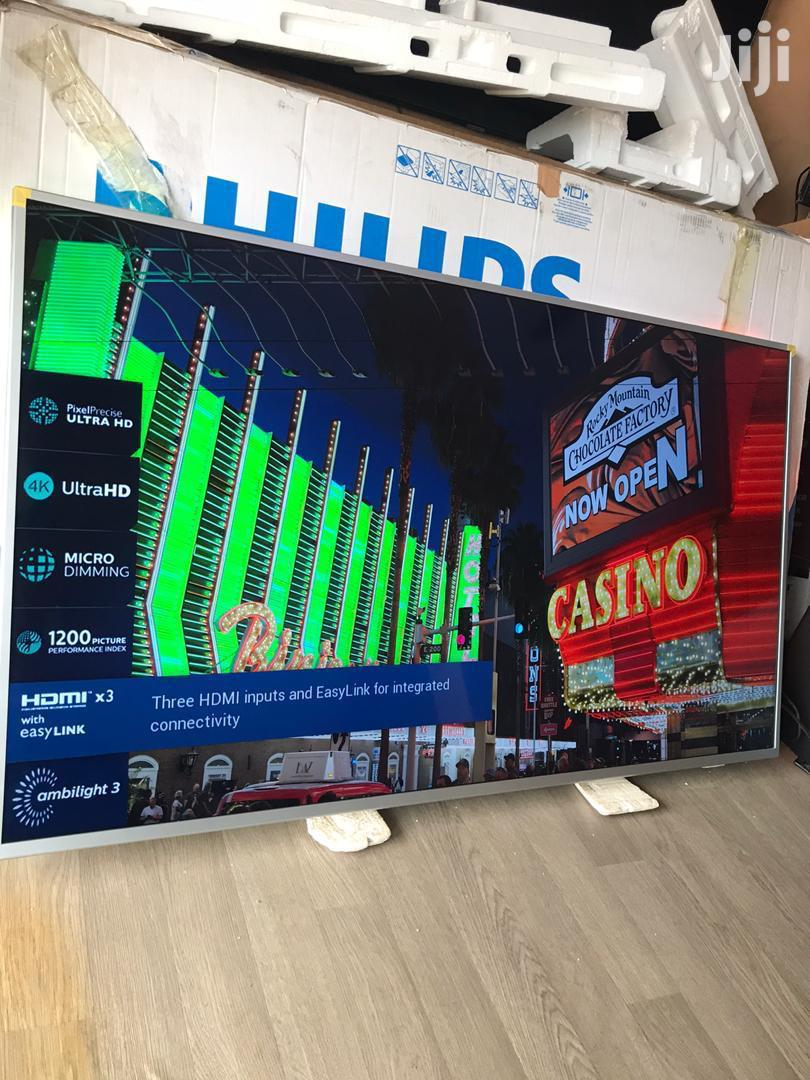 Phillips 65 Inches Ultra 4K Smart Digital Satellite