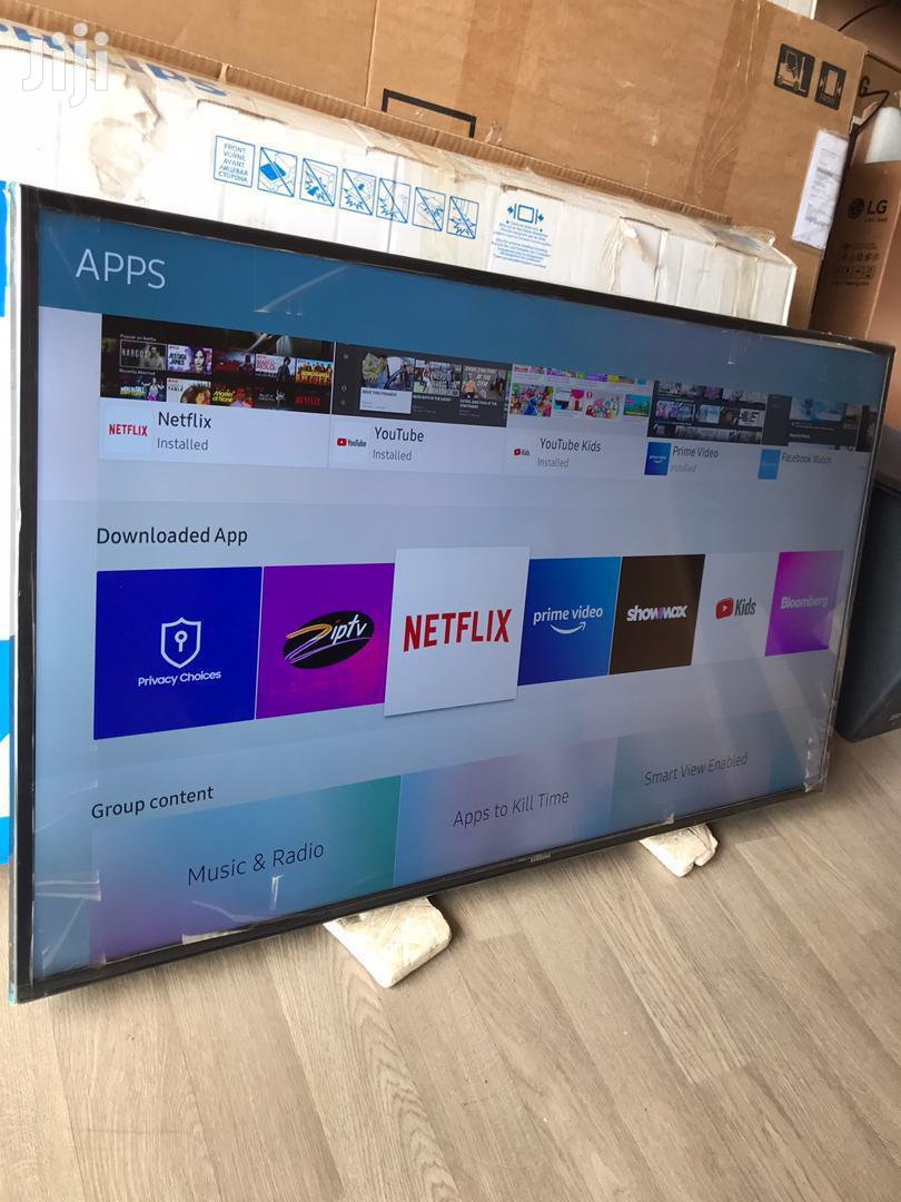 Samsung 50 Inches Ultra 4K Smart Digital Satellite | TV & DVD Equipment for sale in Adenta Municipal, Greater Accra, Ghana