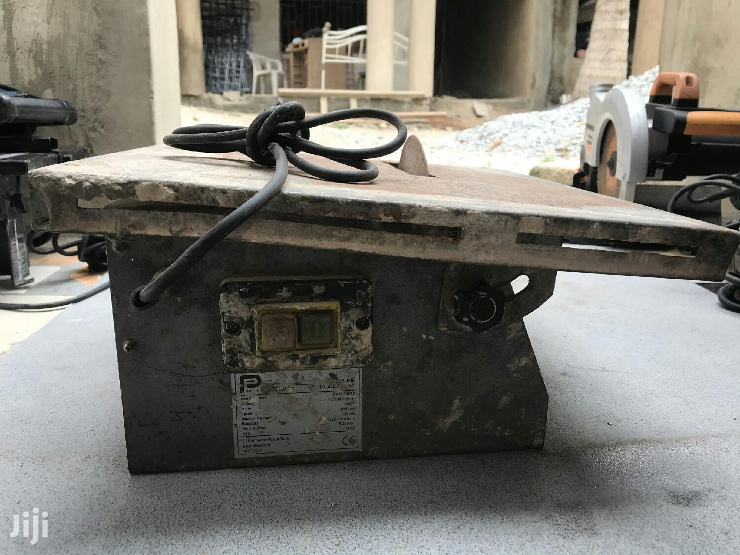 Electric Tile Cutter   Electrical Tools for sale in Awutu Senya East Municipal, Central Region, Ghana