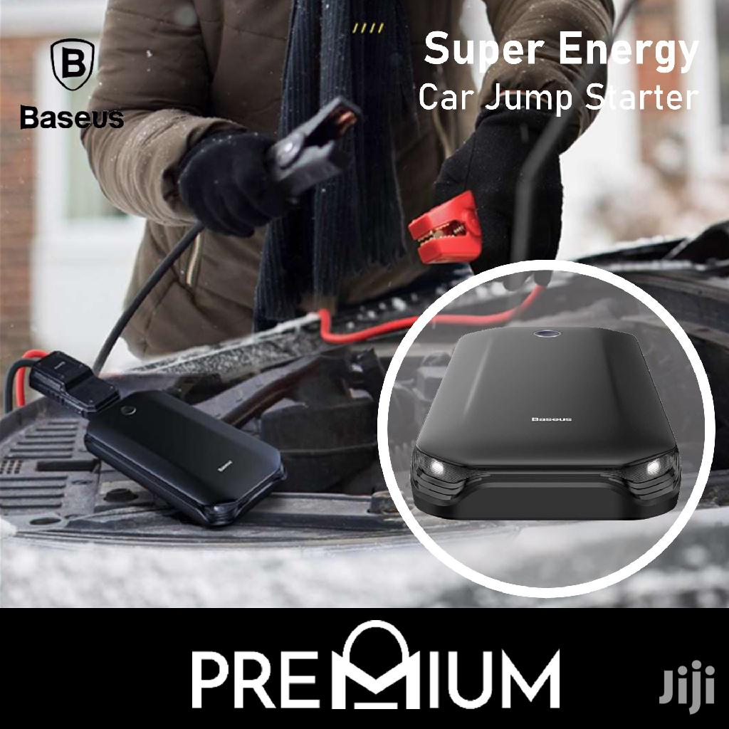 Baseus Energy Car Jump Starter & Power Bank - 800A,8000mah   Vehicle Parts & Accessories for sale in Dzorwulu, Greater Accra, Ghana