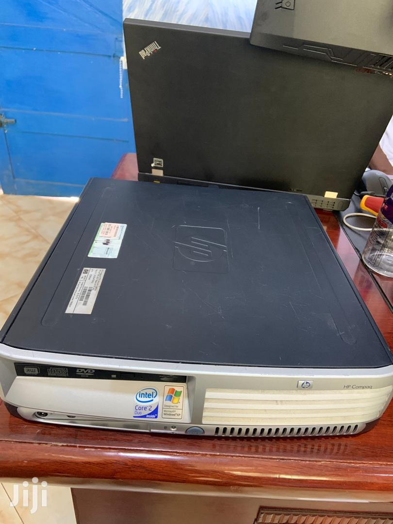 Desktop Computer HP 3GB Intel Core 2 Duo HDD 250GB | Laptops & Computers for sale in Bubuashie, Greater Accra, Ghana