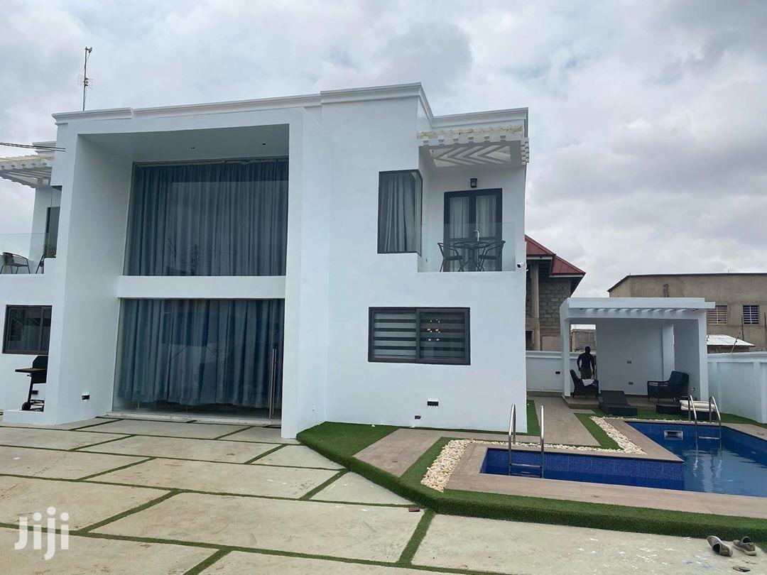Ultra Modern 3 Bedroom House For Sale East Legon Hills