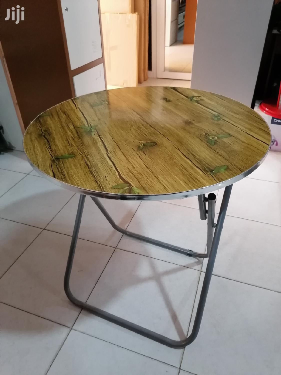 Quality Foldable Table | Furniture for sale in Adabraka, Greater Accra, Ghana