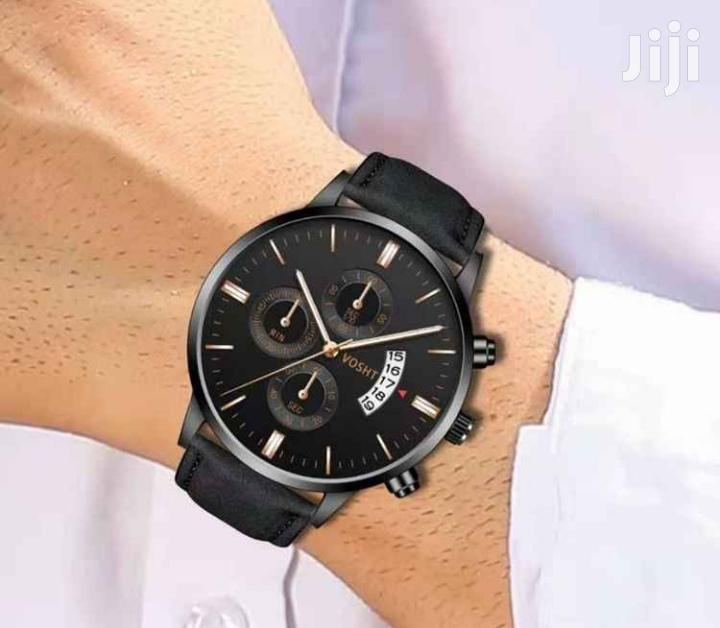 Men's Quartz Watch | Watches for sale in Adenta Municipal, Greater Accra, Ghana