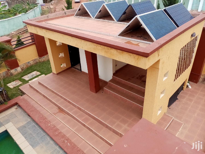 4 Bedroom Mansion For Rent At Santasi - Fankyebra