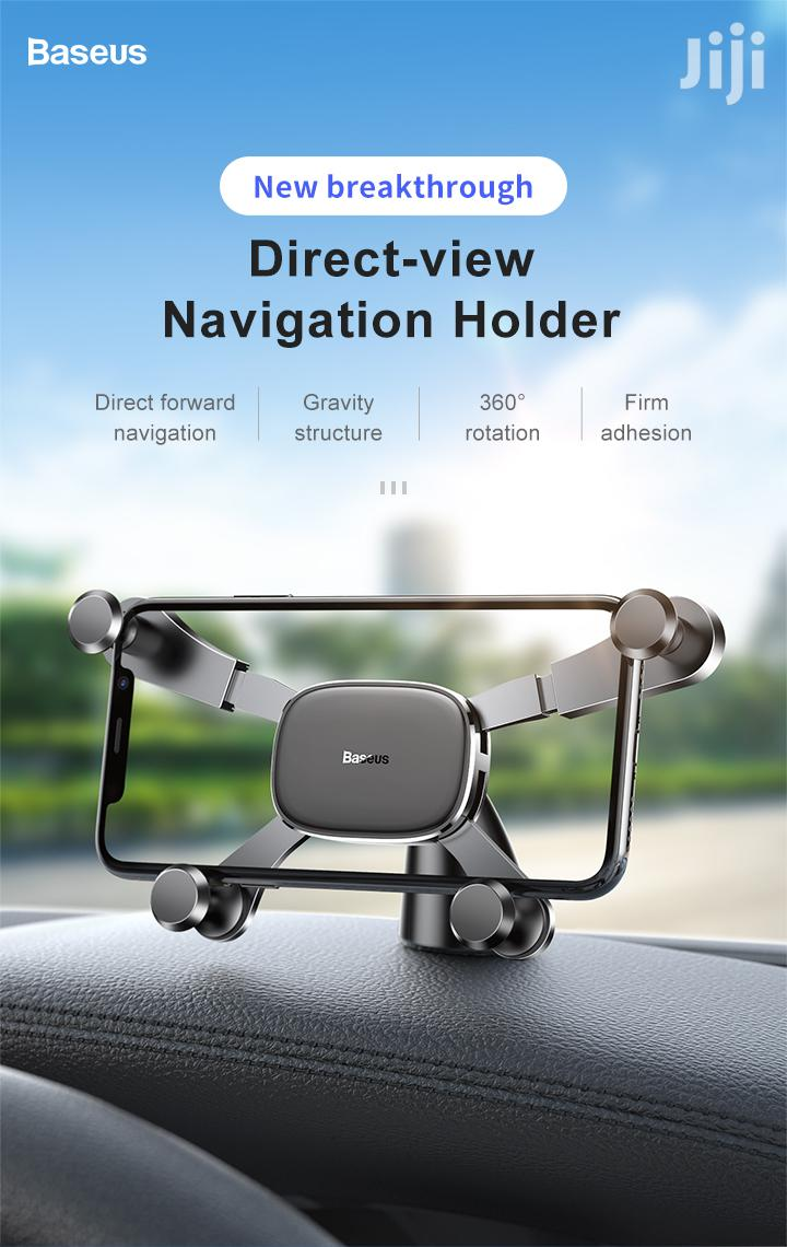 Baseus Car Mount Phone Holder   Accessories for Mobile Phones & Tablets for sale in Dzorwulu, Greater Accra, Ghana