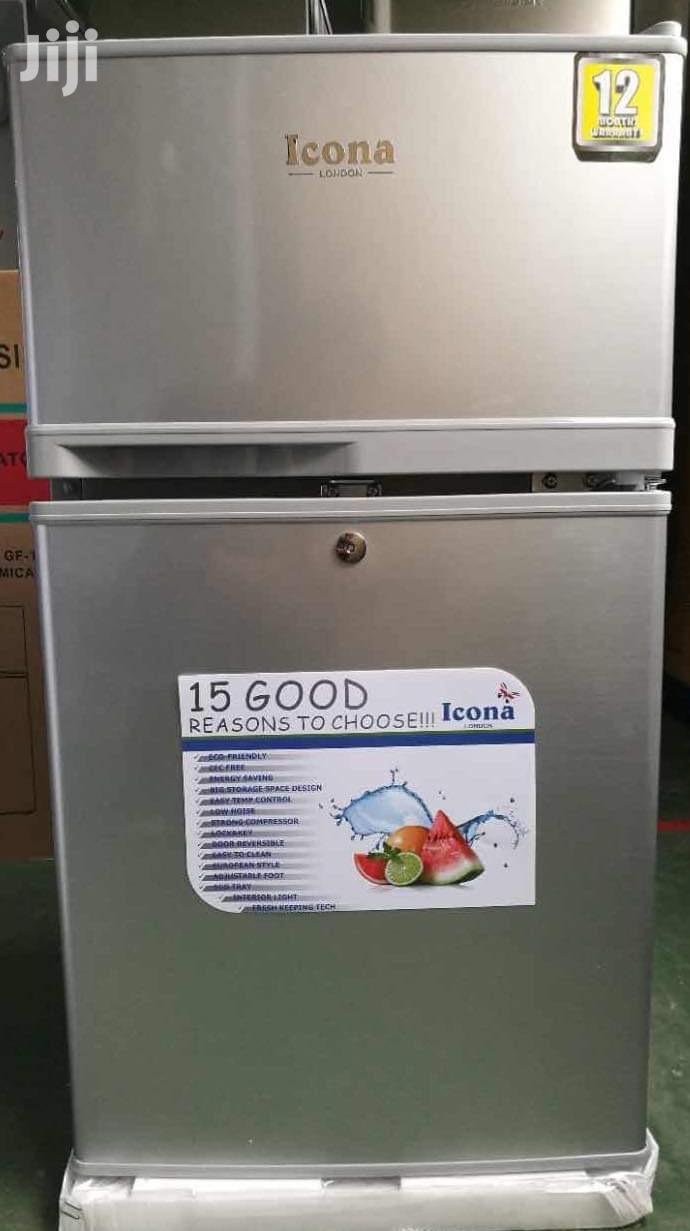 Icona Table Top Double Door Fridge/Freezer
