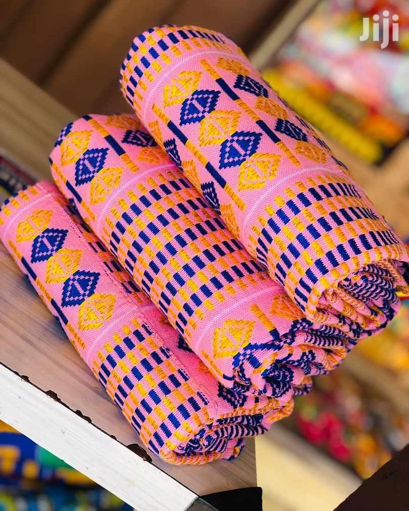 Archive: Kente Available