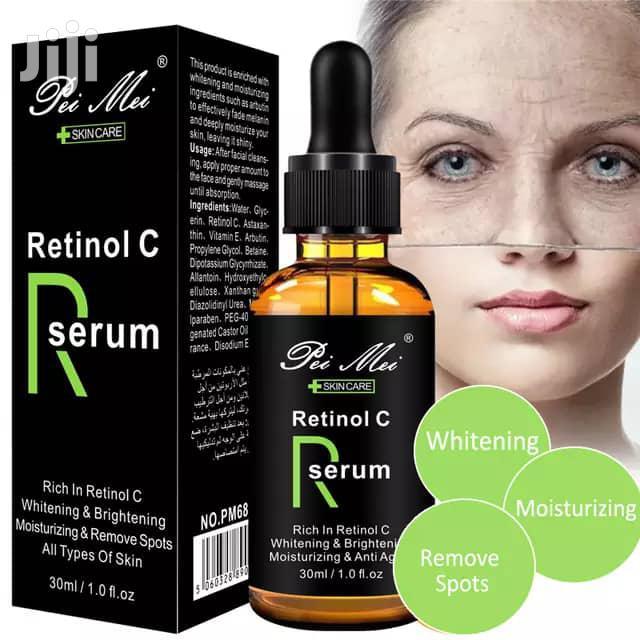 Retinol C Serum for Removal of Spots | Skin Care for sale in Berekum Municipal, Brong Ahafo, Ghana