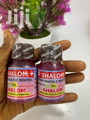 Shalom Dark Knuckles Removal Oil | Skin Care for sale in Nungua, Teshie-Nungua Estates