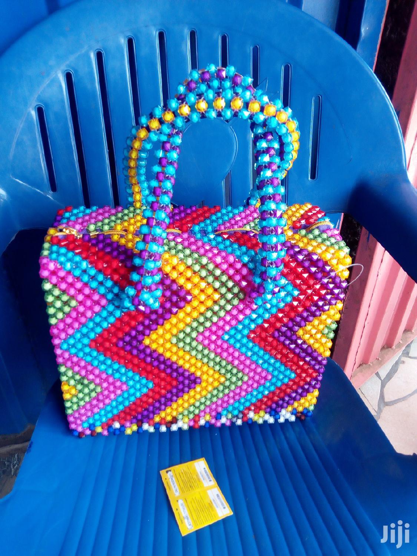Archive: Beaded Design Bag