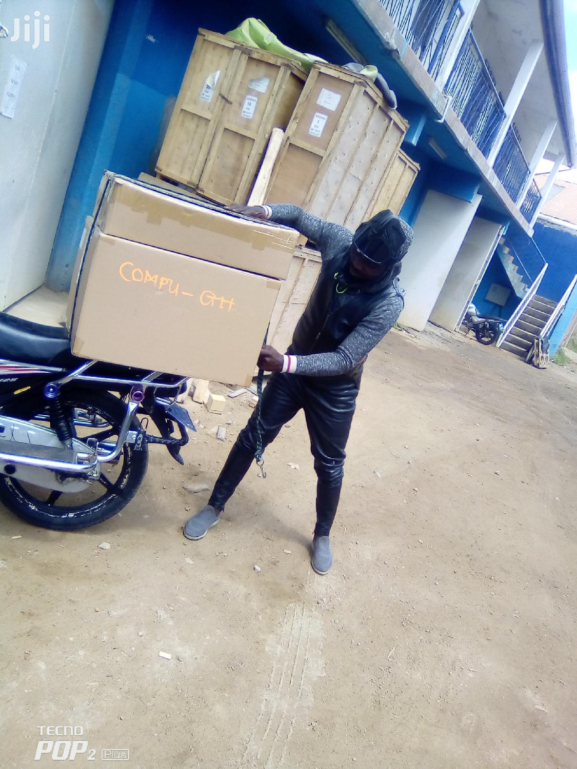 Stress Free Delivery | Logistics Services for sale in Accra Metropolitan, Greater Accra, Ghana