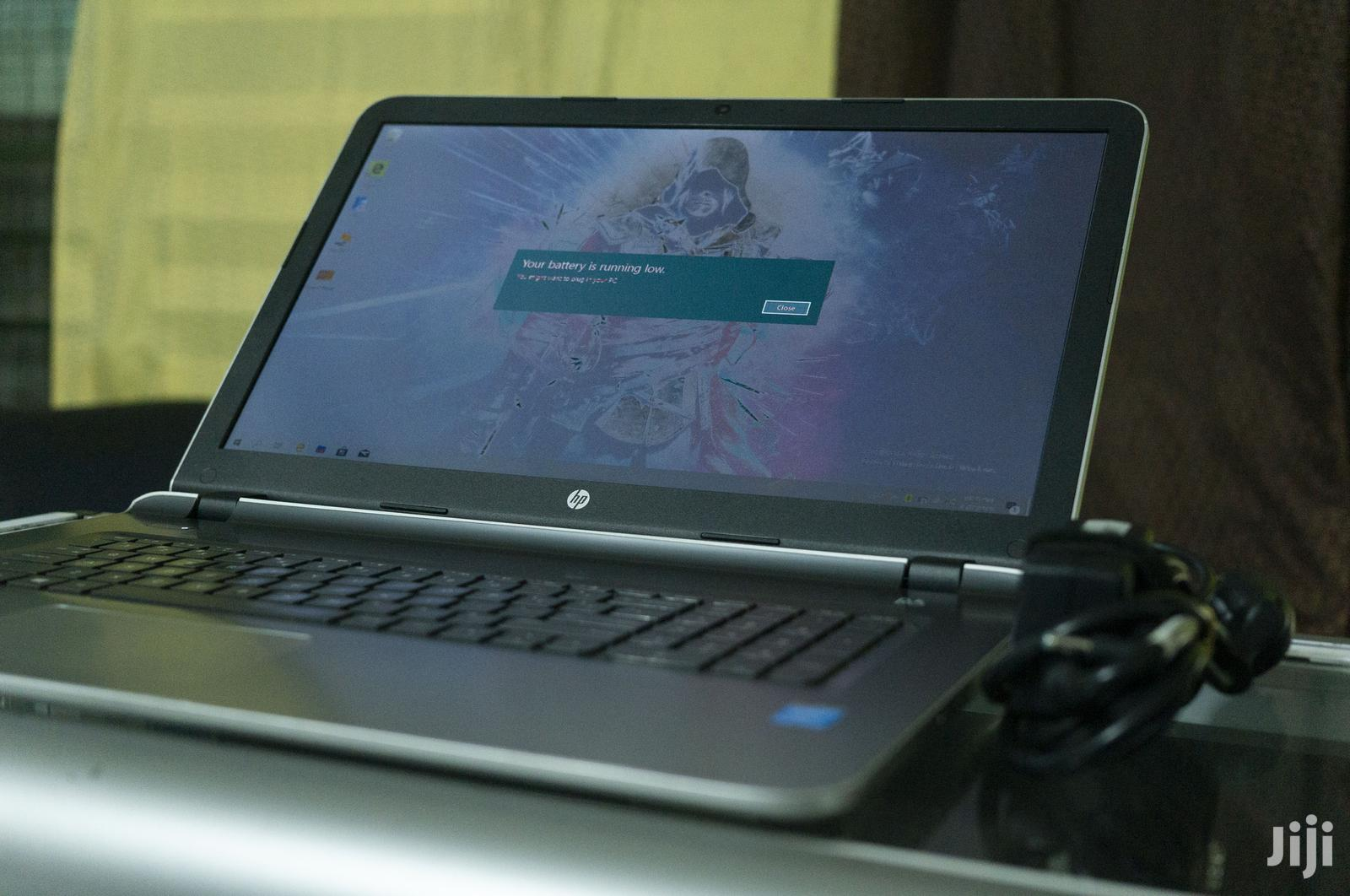 Laptop HP Pavilion 17 8GB Intel Core I5 HDD 1T | Laptops & Computers for sale in Accra Metropolitan, Greater Accra, Ghana