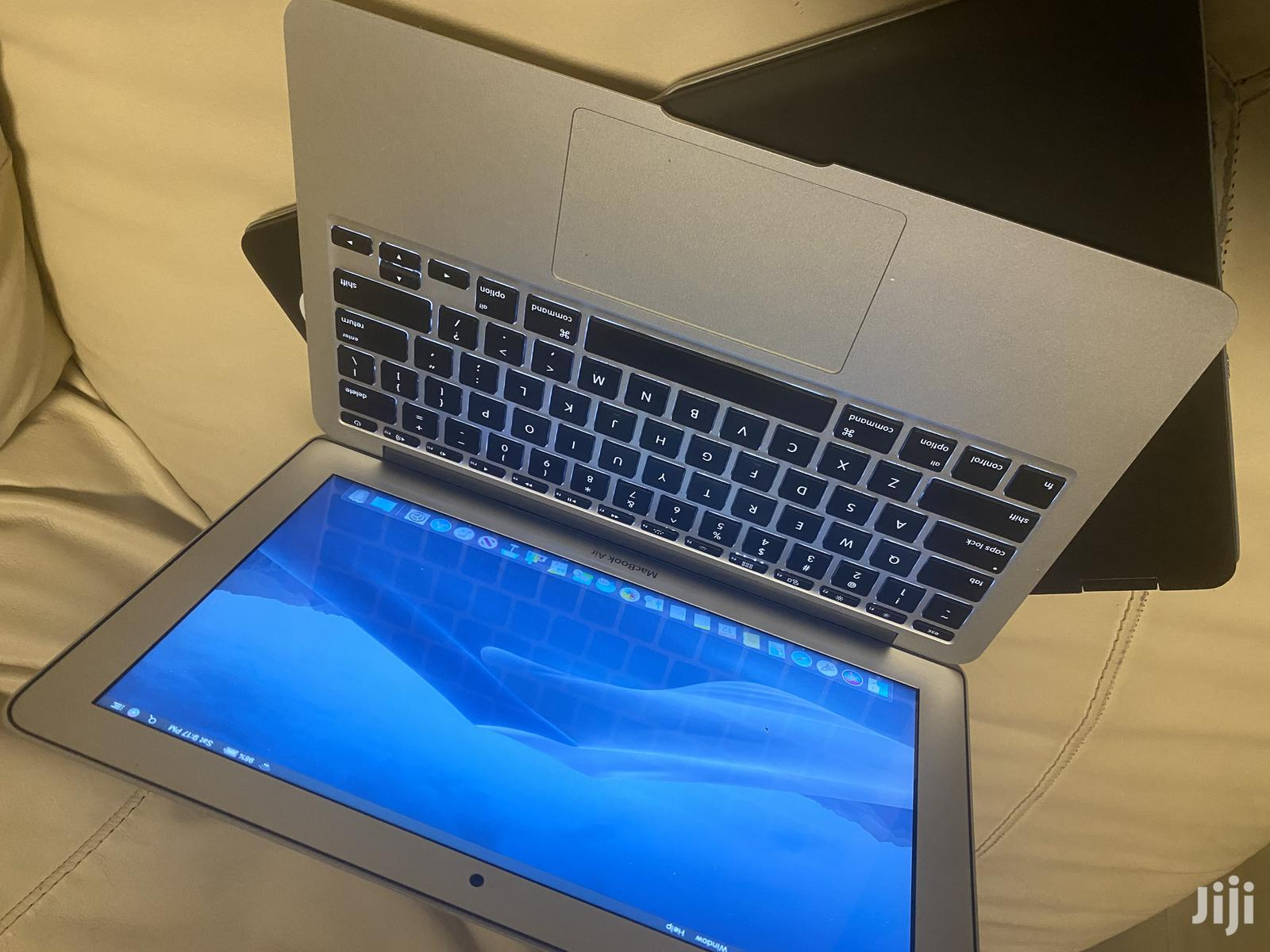 Laptop Apple MacBook Air 4GB Intel Core I5 SSD 128GB   Laptops & Computers for sale in Kokomlemle, Greater Accra, Ghana