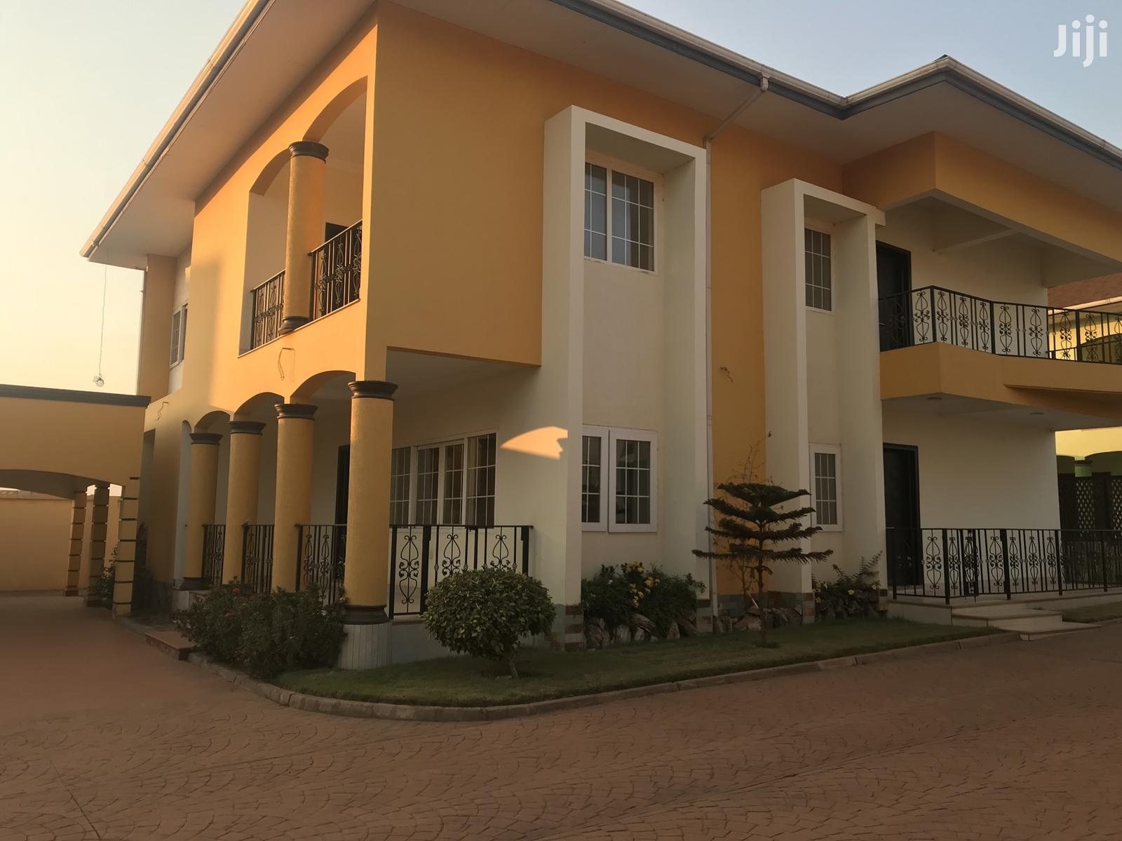 Executive 5 Bedroom House For Sale At East Legon Hills