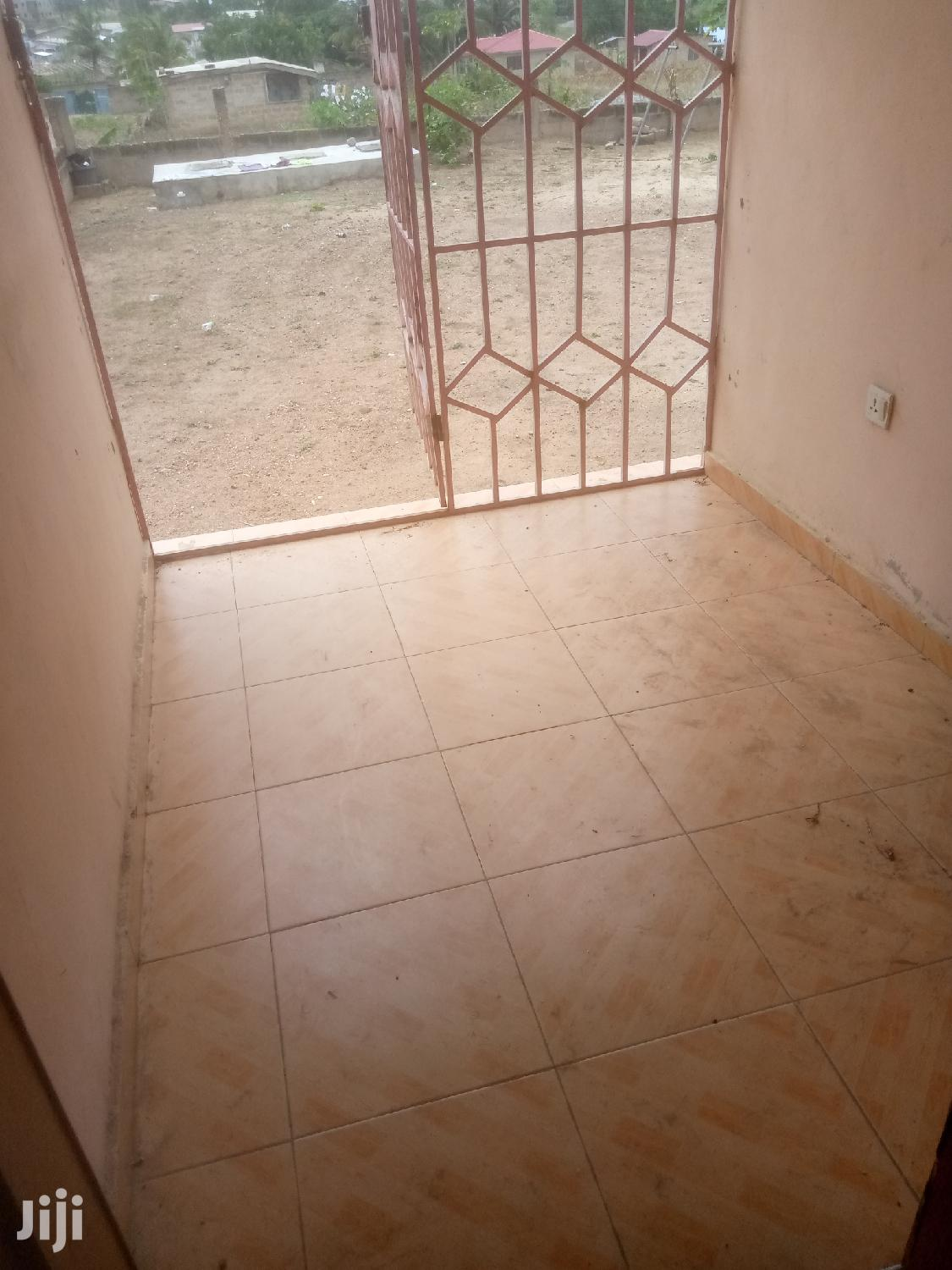 Chamber and Hall Self Contain for Rent at Kasoa Roman Area