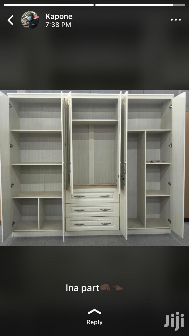 6 Doors Wardrobe | Furniture for sale in Accra Metropolitan, Greater Accra, Ghana